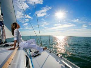 women-sea